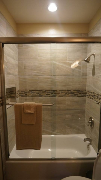 Tim w hall bath epic interiors construction inc for Show me pictures of remodeled bathrooms