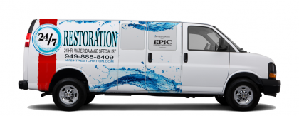 24-7 Water Damage Restoration