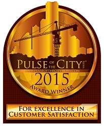Pulse of the city award 2015