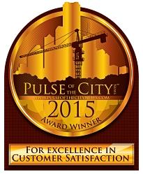 Pulse of the city award 2015