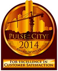 Pulse of the city star award 2014
